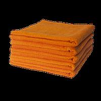 Полотенце банное махровое Lotus Отель оранжевое 140*70