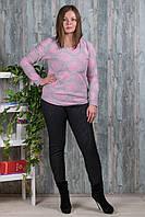 Женские штаны на флисе Jujube B225-2-2 L-XL. Размер 48-52.