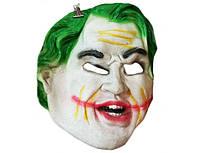 Карнавальная Резиновая Маска Джокер из Кинофильма Бэтмен Прикол для Вечеринки