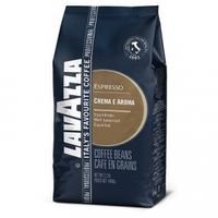 Зерновой кофе Lavazza crema e aroma espresso 1 кг