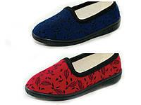 Туфли домашние детские трикотаж(лит.м/к) Литма