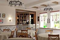 Дизайн  интерьеров кафе, ресторанов. баров