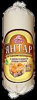 Сыр плавленый пастообразный Янтарь со вкусом холодца и хреня ТМ Полтавский Смак 910264