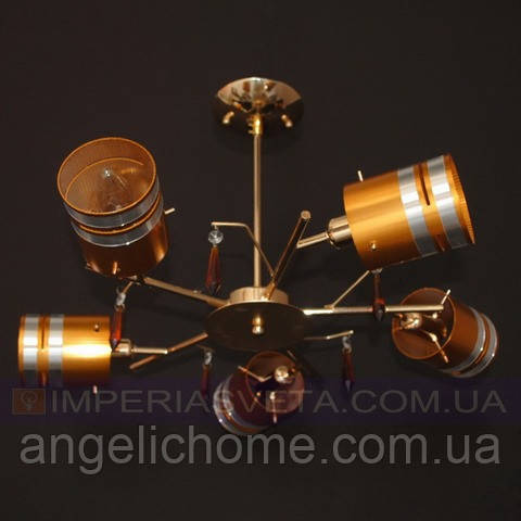 Люстра припотолочная TINKO пятиламповая LUX-403603