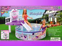 """Мебель """"Gloria"""" 2678  с бассейном для кукол 29 см"""