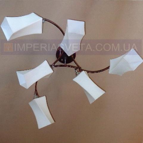 Люстра припотолочная IMPERIA шестиламповая LUX-456202