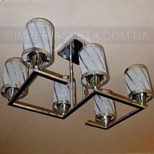 Люстра припотолочная IMPERIA шестиламповая LUX-453242
