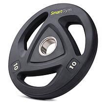 Набір олімпійських млинців SmartGym 180 кг, фото 2