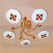 Люстра припотолочная IMPERIA пятиламповая LUX-445026