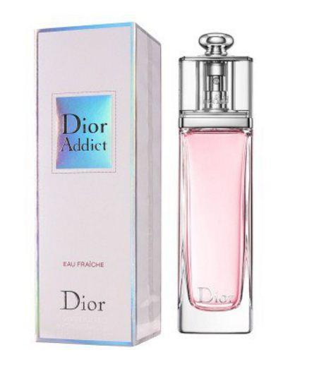 Christian Dior  Addict Eau Fraiche 2014 New Design женская оригинальная туалетная вода  50 NNR ORGIN/08-45
