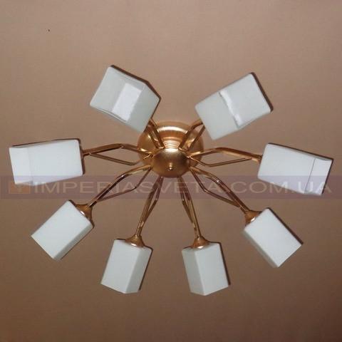 Люстра припотолочная IMPERIA восьмиламповая LUX-453543