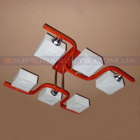 Люстра припотолочная IMPERIA шестиламповая LUX-464310