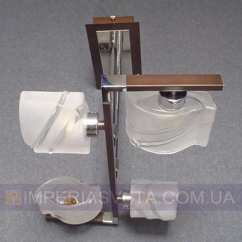 Люстра припотолочная IMPERIA четырёхламповая LUX-500166