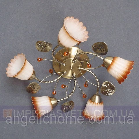 Люстра припотолочная IMPERIA пятиламповая LUX-500242