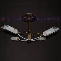 Люстра припотолочная TINKO четырехламповая LUX-401513