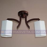 Люстра припотолочная IMPERIA двухламповая LUX-510652