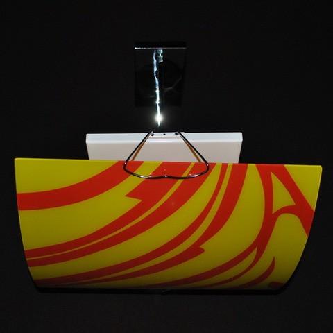 Люстра припотолочная TINKO четырехламповая LUX-355305