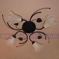 Люстра припотолочная TINKO четырехламповая LUX-503536