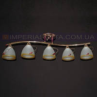 Люстра припотолочная IMPERIA пятиламповая LUX-426433