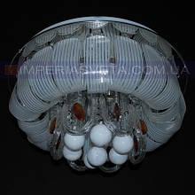 Потолочная люстра LED IMPERIA шестиламповая с пультом дистанционного управления и диодной подсветкой LUX-504462