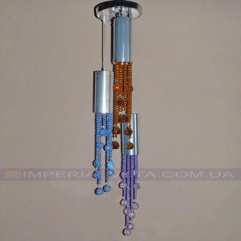 Люстра подвес, светильник подвесной IMPERIA трехламповый LUX-441336