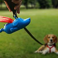 Диспенсер пакетиков для выгула собак Mighty Dog OTOTO