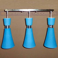 Люстра подвес, светильник подвесной IMPERIA трехламповая LUX-454252