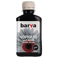 Чернила BARVA CANON CLI-521/CLI-426 180г BLACK (C521-056)