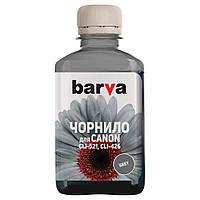 Чернила BARVA CANON CLI-521/CLI-426 180г GREY (C521-377)