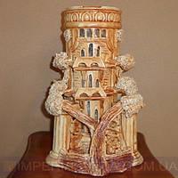 Соляная лампа, светильник ночник Украина колона LUX-333102