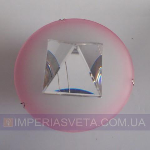 Светильник точечный встраиваемый для подвесного потолка FERON с кристаллом LUX-316245 - Angelic Home в Харькове