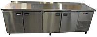 Холодильный стол из нержавейки 4 двери (2320х700х850)
