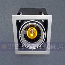 Светильник IMPERIA встраиваемый поворотный LUX-54360