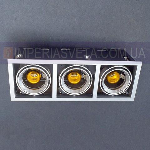 Светильник IMPERIA встраиваемый поворотный LUX-113243