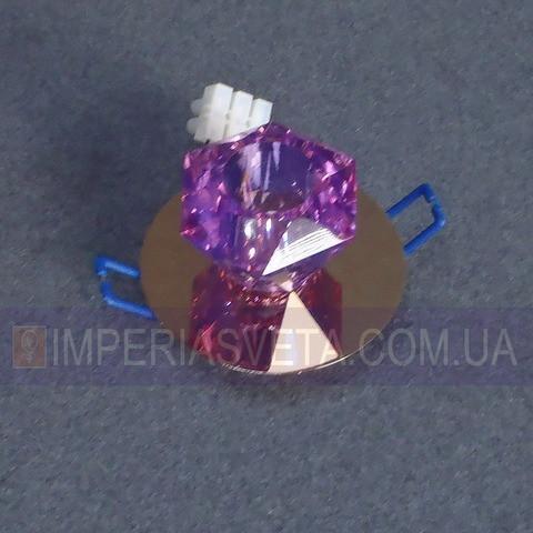 Светильник точечный встраиваемый для подвесного потолка TINKO с плафоном LUX-434353