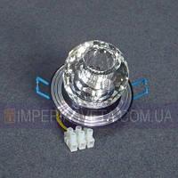 Светильник точечный встраиваемый для подвесного потолка TINKO с плафоном LUX-401651