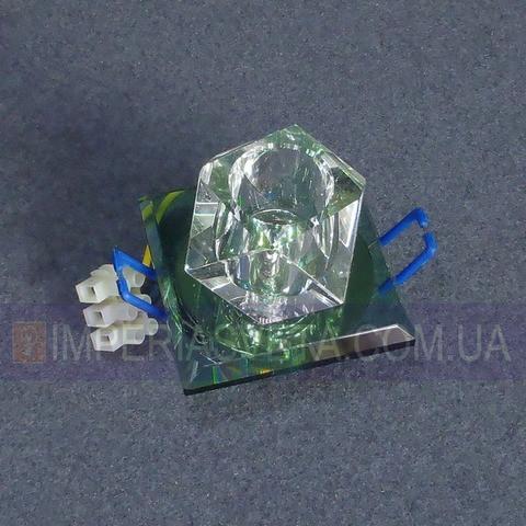 Светильник точечный встраиваемый для подвесного потолка TINKO с плафоном LUX-434413