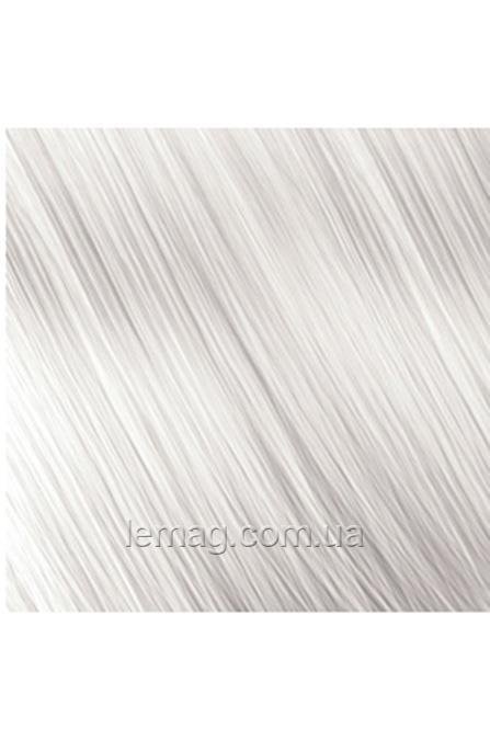 Nouvelle Smart Hair Color Стойкая крем-краска 90.01 - Серебро, 60 мл