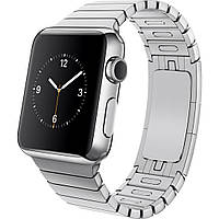 Смарт-часы Apple Watch 38mm Stailnless Steel Case with Link Bracelet (MJ3E2)