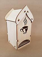 Заготовка для декупажа - чайный домик