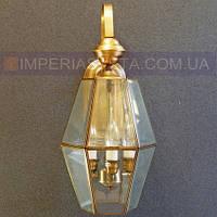 Тиффани бра, светильник настенный TINKO трёхламповое LUX-364210