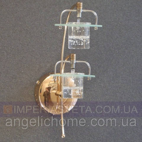 Светильник бра, настенное галогеновое TINKO двухламповое LUX-311202 - Angelic Home в Харькове