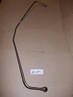 Трубка топливная подвода масла к турбокомпрессору  ЯМЗ 240Н-1017208-Г производство ЯМЗ
