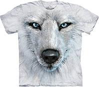 3D футболка мужская The Mountain р.XL 54-56 RU футболки 3д (Взгляд Силы)