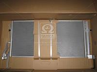 Радиатор кондиционера HYUNDAI SANTA FE (SM) (00-) (пр-во Nissens)