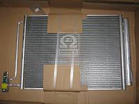 Радиатор кондиционера BMW X5 E53 (00-) (пр-во Nissens)