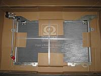 Радиатор кондиционера MERCEDES E-CLASS W 210 (95-) (пр-во Nissens)