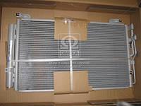 Радиатор кондиционера HYUNDAI MATRIX (FC) (01-) (пр-во Nissens)