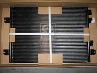 Радиатор кондиционера DACIA LOGAN (04-) (пр-во Nissens)