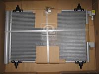 Радиатор кондиционера PEUGEOT 407/ CITROEN C5 (пр-во Nissens)